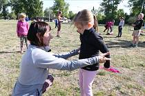 Mladí břeclavští krasobruslaři zahájili tento týden suchou přípravu.