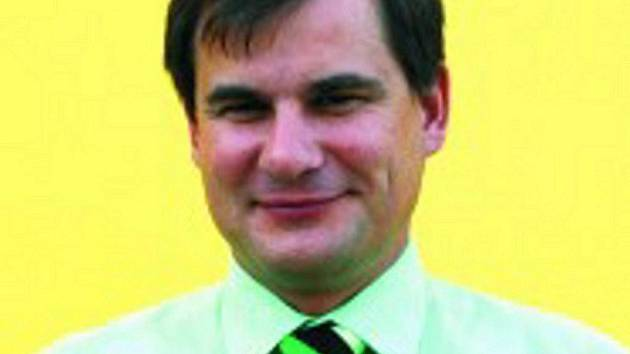 Bývalý místostarosta Břeclavi Martin Radkovič.