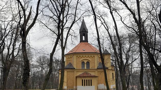 Křížový vrch v Hustopečích. Ilustrační foto.