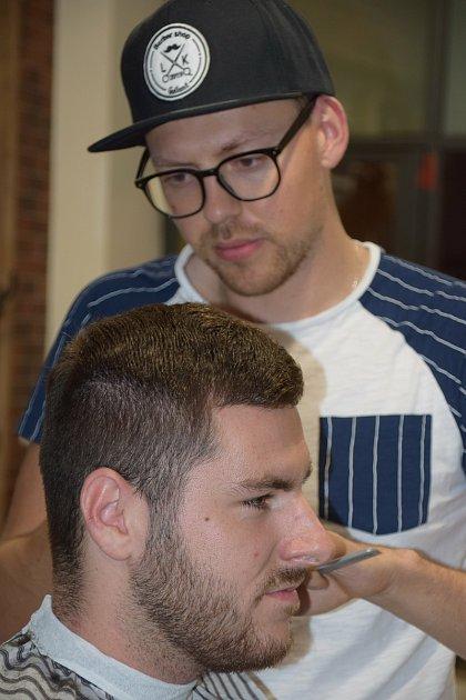 Barber Ladislav Kadlec.