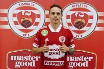 Nová akvizice. Na výkony Jaroslava Navrátila si zatím v Kisvárdě rozhodně nemohou stěžovat.