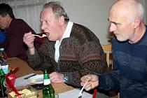 Soutěž O nejlepší bramborový salát Pohořelic.