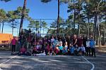 Gymnazisté i tanečníci jeli do Portugalska