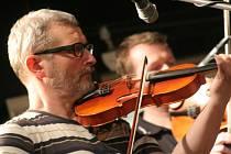 Při oslavách šedesátin folklorního souboru Břeclavan se představila řada špičkových muzikantů a zpěváků.