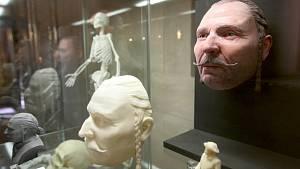"""Výstava """"Baron Trenck. Nová tvář legendy"""" na Špilberku."""