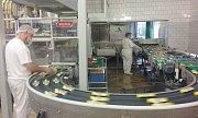 V podivínské firmě Hamé představili novou plně automatizovanou linku.