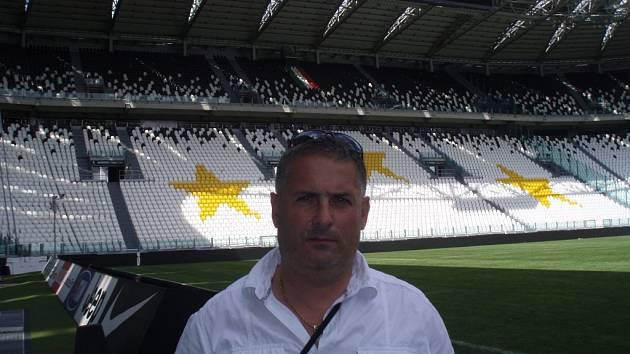 Milan Valachovič si ze čtyřdenní stáže v Juventusu odvezl spoustu poznatků i zážitků.