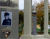 Po osmdesáti letech v Břeclavi obnovili Památník svornosti.