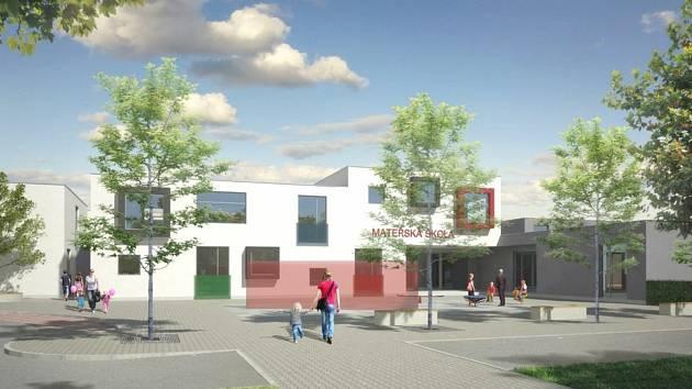 V Pohořelicích plánují novou mateřskou školu.
