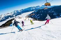 Lyžařskou sezonu zahájili v rakouském Leogangu