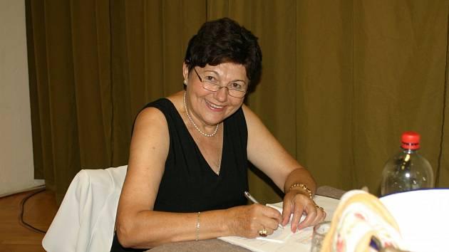 Anna Haluzová.