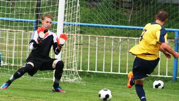 Fotbalisté Břeclavi doma přehráli v přátelském utkání Hodonín 5:3.