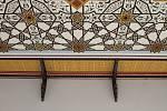 Zrestaurované historické stropní malby a opravené podlahy na Minaretu u Lednice budou od června přístupné veřejnosti.