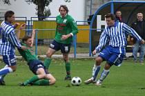 MSFL: MSK Břeclav (modrobílém) vs. HFK Olomouc