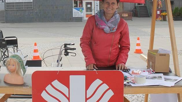 Den charity v Břeclavi. Ilustrační foto.