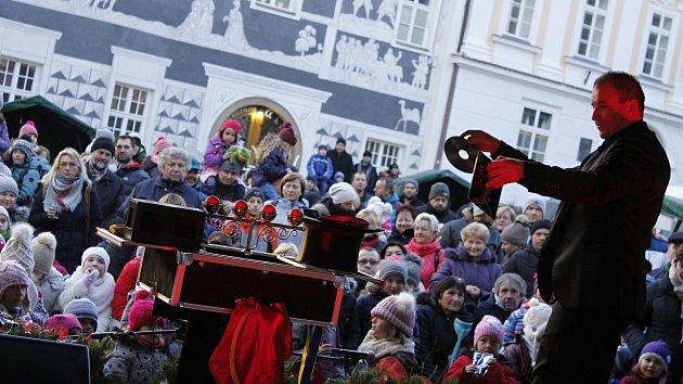 Vánoční trhy v Mikulově