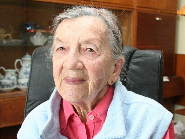 Alena Knoppová z Břeclavi vymyslela název molitan.