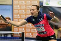 Aneta Širučková vybojovala pro Břeclav rozhodující pátý bod a ještě se zaskvěla gestem fair play.