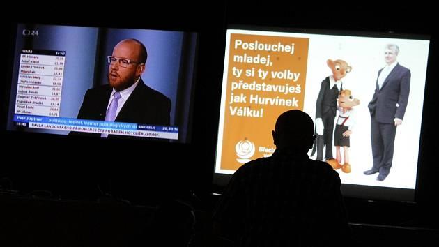 Sociální demokraté v Břeclavi si na svého lídra připravili slovní hříčku.