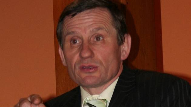 Předseda lidovců Jiří Čunek řečnil v Břeclavi