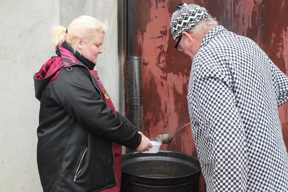 11. ročník Hustopečského masopustu.