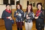 Mladé víno žehnali v úterý v Moravské Nové Vsi. V kulturním programu vystoupil domácí ženský a mužský sbor či dětské soubory Jatelinečka a Jatelinka.
