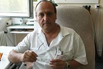 Primář chirurgického oddělení v břeclavské nemocnici Jozef Šabo.