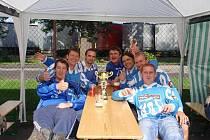 Vítězní dobrovolní hasiči ze Sedlece