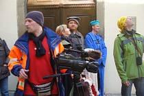 Filmaři se pustili do natáčení příběhů podle pověstí z Mikulovska.