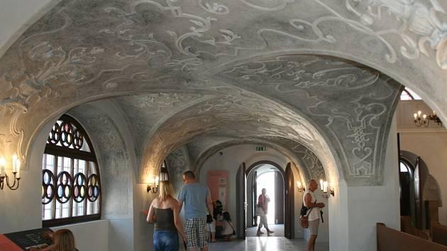 Tři roky trvala obnova jediné dochované mikulovské synagogy do někdejší barokní podoby.