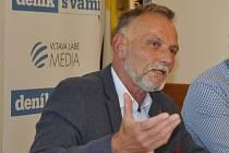 Břeclavský starosta Svatopluk Pěček.