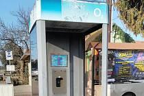 Telefonní budka už lidem v Kašnici neslouží.
