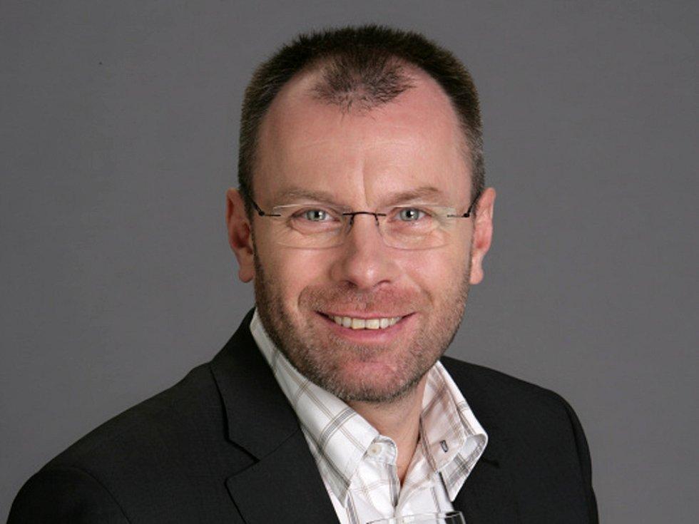 Prezident Svazu vinařů Tibor Nyitray.