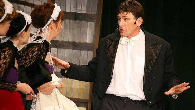 Představení My Fair Lady.