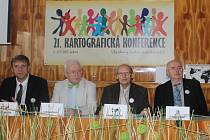 Ve čtvrtek a v pátek pořádá Kartografická společnost České republiky spolu se svými slovenskými kolegy v Lednici už jednadvacátou kartografickou konferenci.