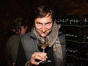 Stanislav Málek z vinařství Gotberg.