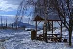 Ze zimních procházek okolím Hustopečí.
