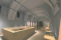 V Horní konírně valtického zámku vzniká nové informační centrum areálu s pokladnou. Vstupenky i na divadelní představení si lidé budou moci koupit na místě už letos.