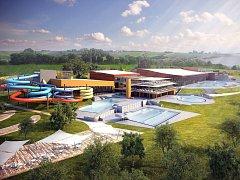 Aqualand Moravia v Pasohlávkách nabídne návštěvníkům již od letošního léta dvanáct tobogánů a celkem šest bazénů. A to jak venkovních, tak i vnitřních.