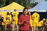Slávka Kouřilová je bývalá úspěšná reprezentantka a současná trenérka v SVK Břeclav.