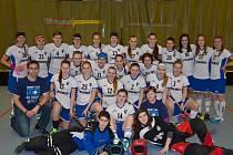 Dorostenecký a juniorský tým Moravských Babenek si Gothia Cup užil nejen florbalově, švédský výlet se povedl i mimo palubovku.