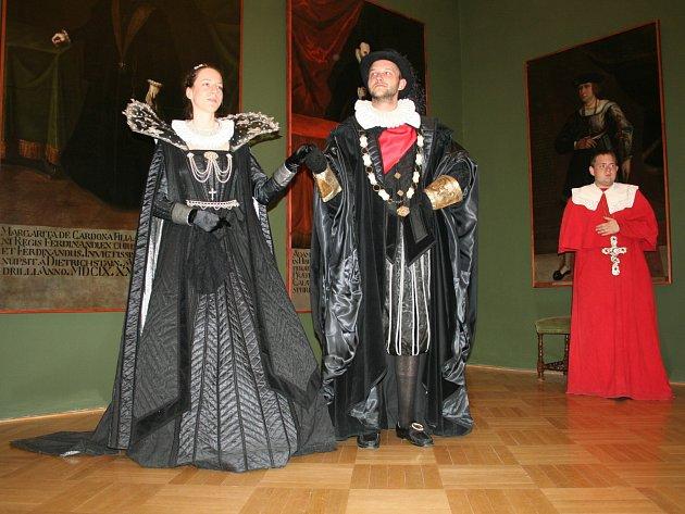 Do mikulovského zámku zvou návštěvníky na prohlídky s Dietrichštejny.