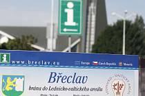 Město Břeclav. Ilustrační foto.