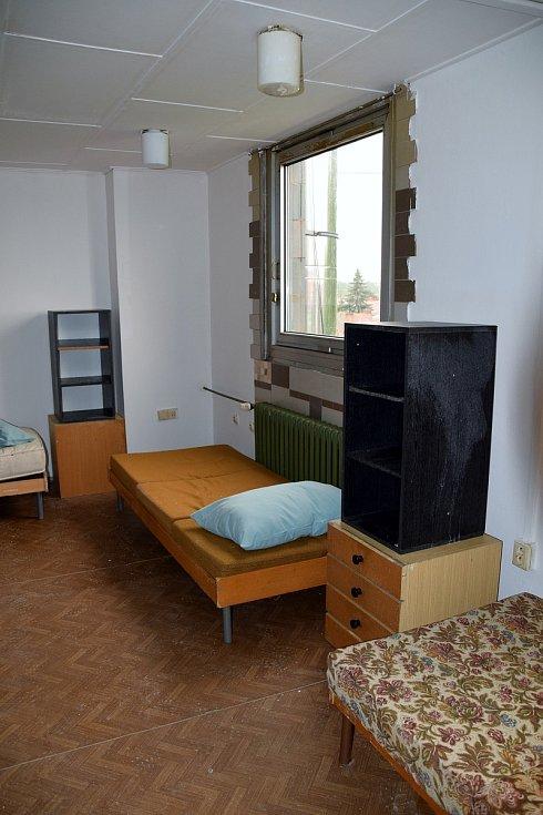 Po změně územního plánu vznikne v budově i několik menších bytů