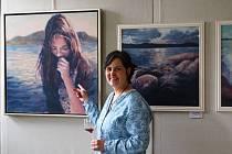 Zahalenou krásu si užijí ve Vojtkově galerii