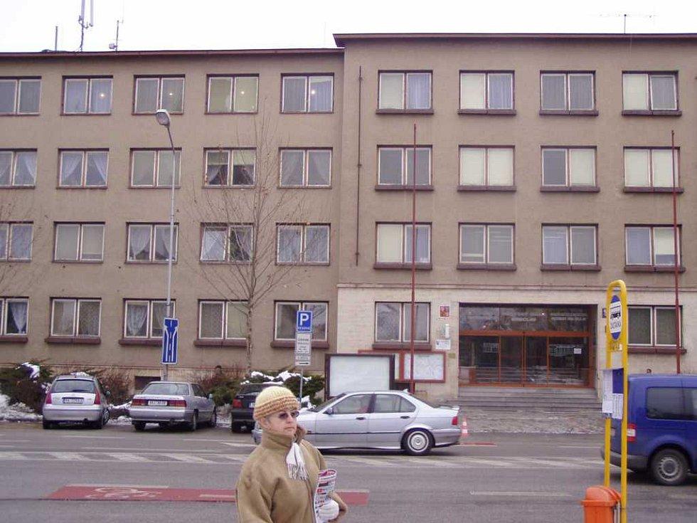 Radnice v Břeclavi - ilustrační foto.