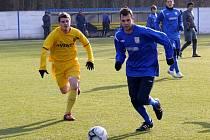 Fotbalisté MSK. Ilustrační foto