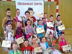Břeclavanky získaly ve Slezsku devět zlatých medailí.
