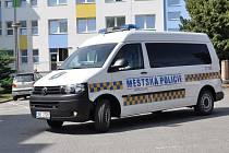 Městská policie v Břeclavi. Ilustrační foto.