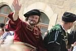 V Hustopečích se uskutečnily Burčákové slavnosti, které přilákaly tisíce lidí.